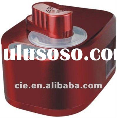 Ice Cream Maker with Compressor Cooling (CIE-09)