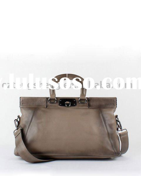 MOQ1- Real Leather ladies Bags Handbags Fashion Designer No.YZ-8001