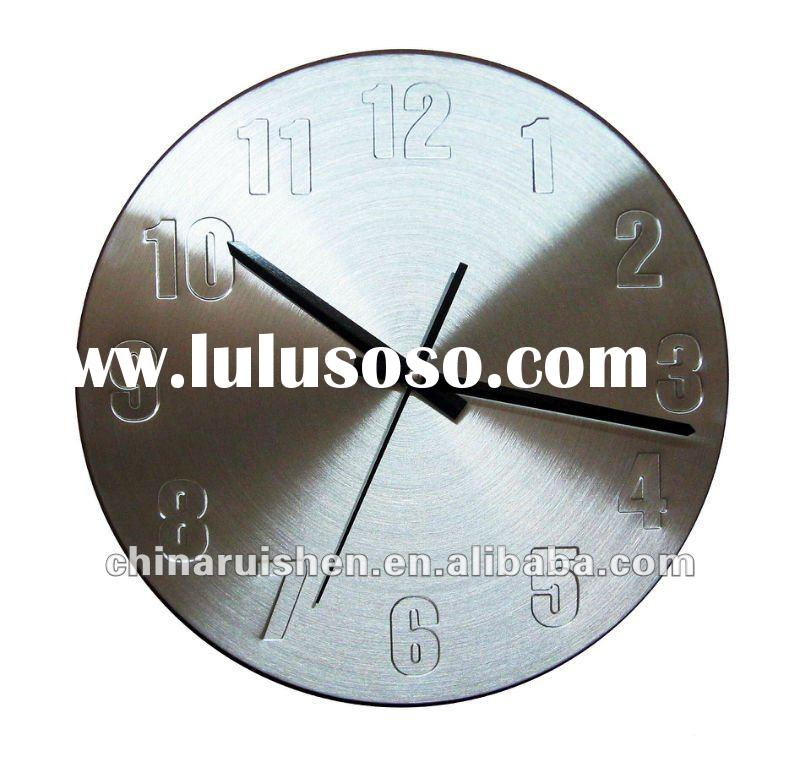 Metal Wall Clock -Size from 8 to 38 inch- and Photo Frame Clock,wall clock, metal clock,quartz clock