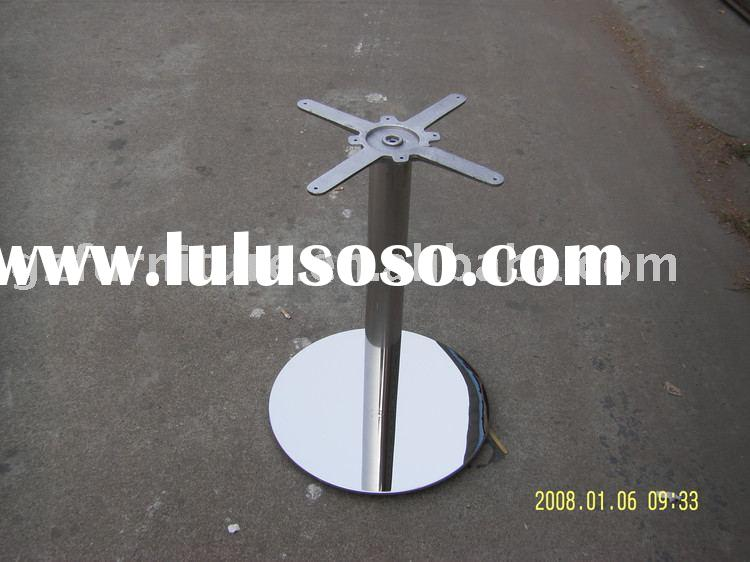 Metal table feet/Table Base /Stainless steel table leg