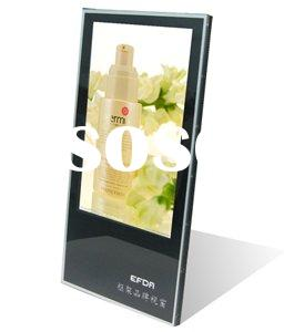 Mirror Acrylic frame 19inch LCD advertising product