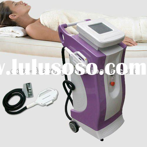 Multifunction E-light IPL RF Skin rejuvenation Laser Hair removal machine C006
