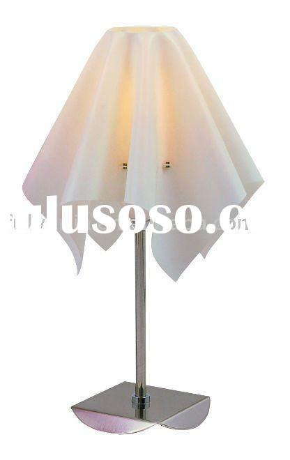 PP Table lamp, table light, desk lamp, reading lamp