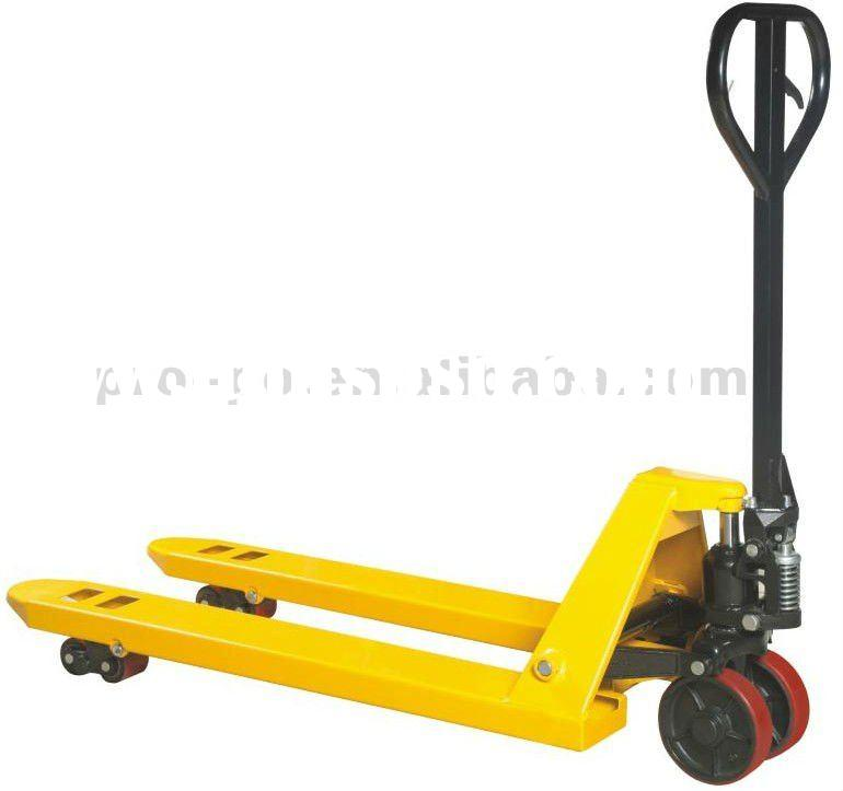 PR-50 Hand Pallet Truck with low price for Sale (CE)