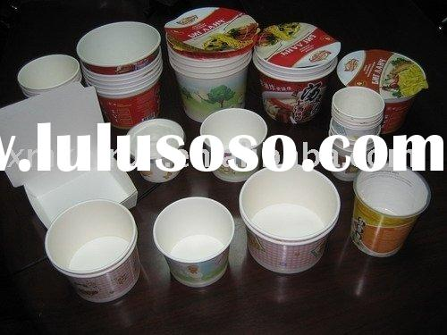 Paper Noodle Bowl,Ice cream cup,lunch box,hamburger box