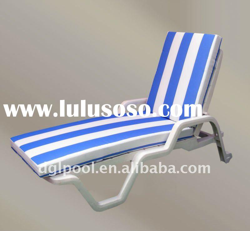 Plastic Bench Chair,Sun Lounger,Garden Chair,Swimming Pool Chaise Lounge