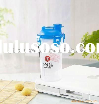 Plastic Blender Shaker Bottle