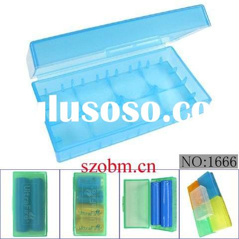 Plastic battery box , battery holder