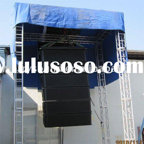 Pro audio, 3 way line array, sound system (LR-2246)