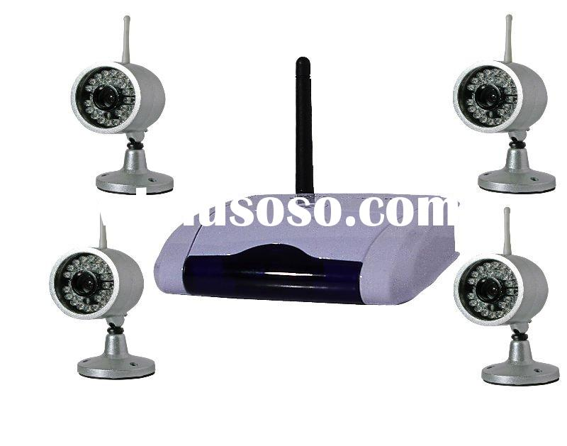 SS-8022CW 2.4G wireless security camera system
