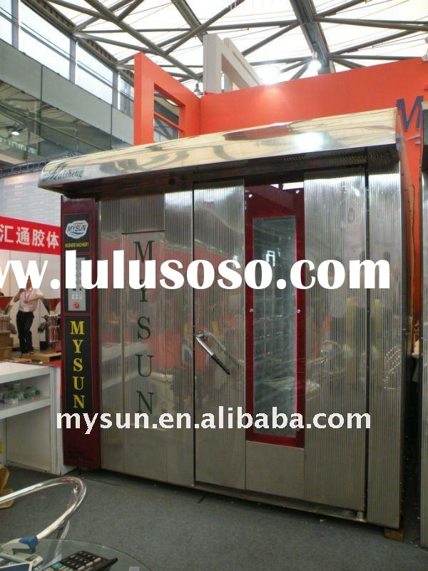 S/S commercial bread oven