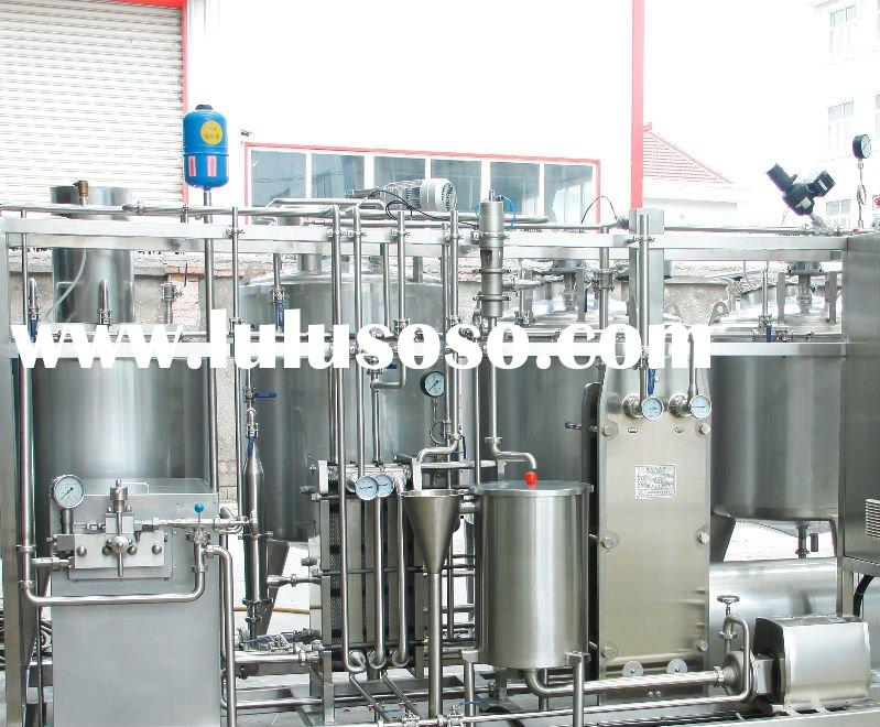 Small dairy products, beverage processing equipment