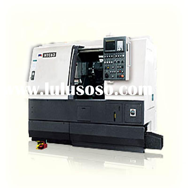 Special offer of CNC slant bed lathe HTC1635N
