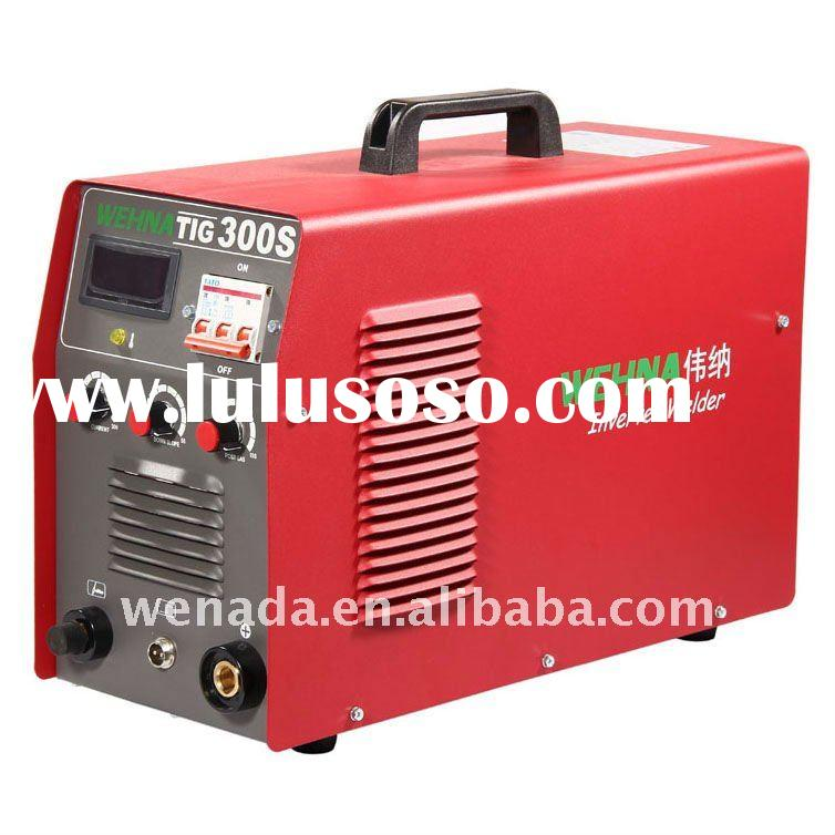 TIG welding inverter machines