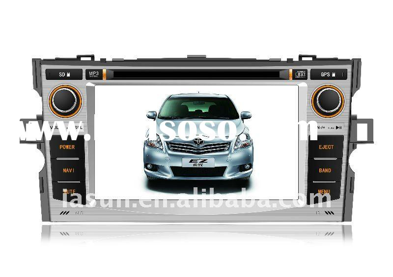 TOYOTA EZ Special Car DVD with GPS