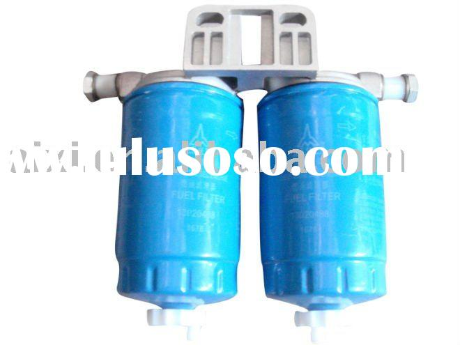 Tractor fuel filter/oil filter