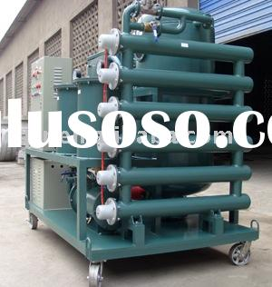 Transformer Oil Filtration, Insulation Oil Purification machine