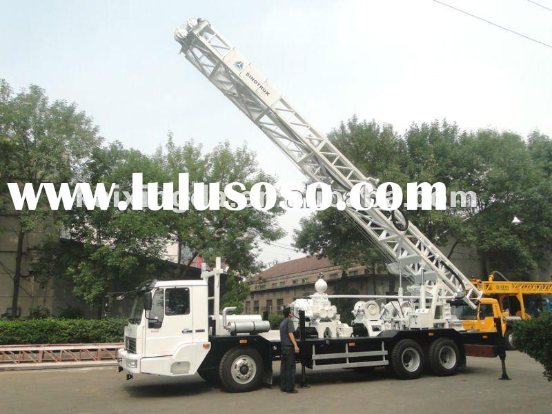 Truck mounted water well drilling rigs for sale(KXDB350)