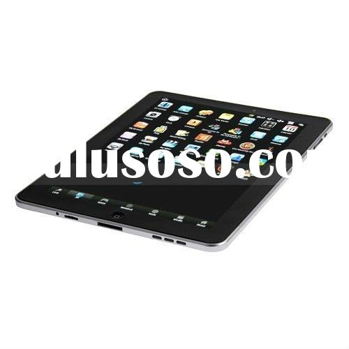 VIA 8650 Tablet PC 9.7 Inch Android 2.2 Camera