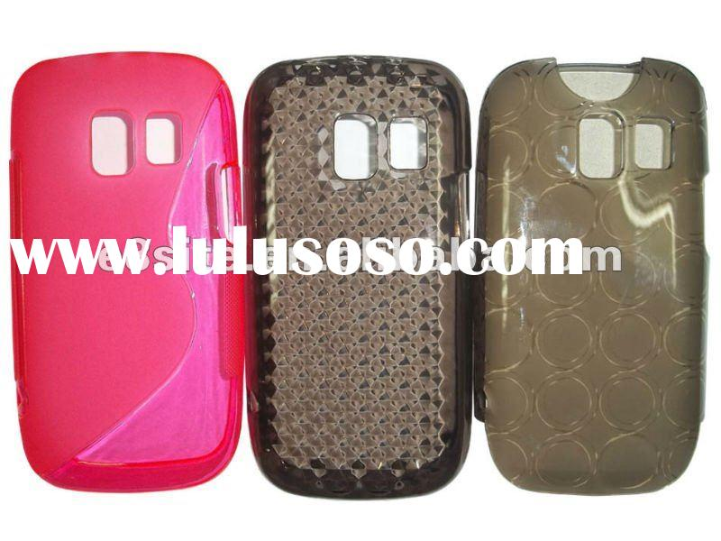 Various Patterns TPU Gel Skin Cover Case For Nokia Asha 3020/302