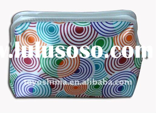 Wholesale travel cosmetic bags for women or girl