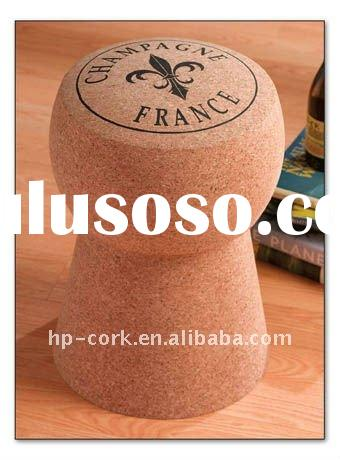 XL Champagne cork stool/bar stool/bar chair/outdoor stool
