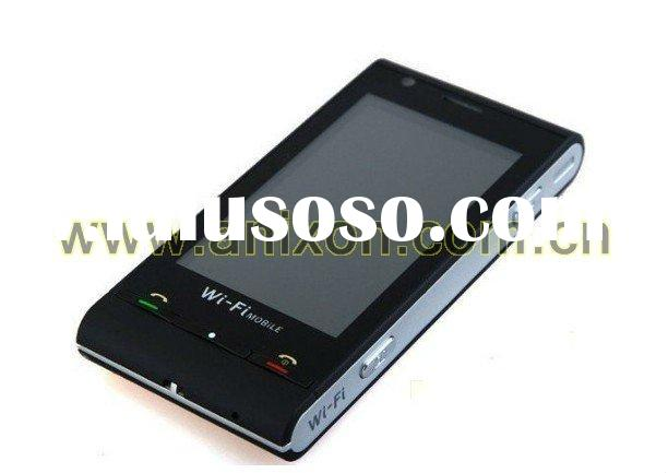 "(C5000) 3.2"" Touch screen Tv Wifi dual sim mobile phone"