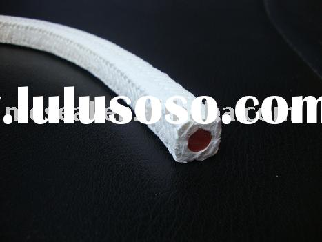 acrylic fiber + siliconoil rubber core braided packing