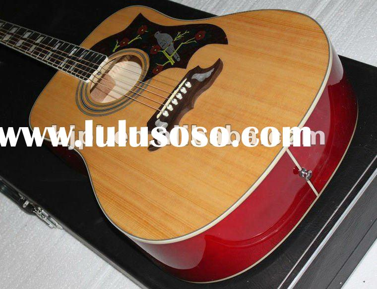 best Musical Instruments 2011 CUSTOM Artist Acoustic DOVE Guitar in stock HOT