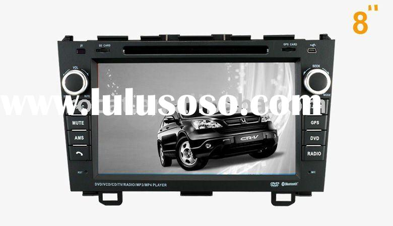 car pc with 8 inch touch screen and android os and 3D user interface
