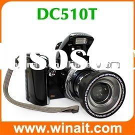 "digital camera with 5.0Megapixel sensor and 2.4"" TFT LCD,protax camera"