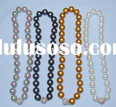 faux pearl bead jewelry
