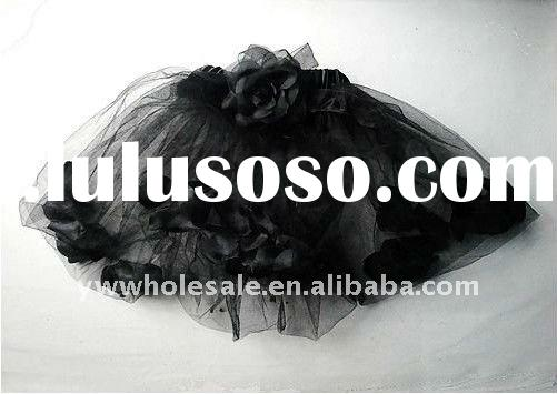 flower tutu dresses, baby girl skirts