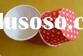 greaseproof paper muffin baking cup