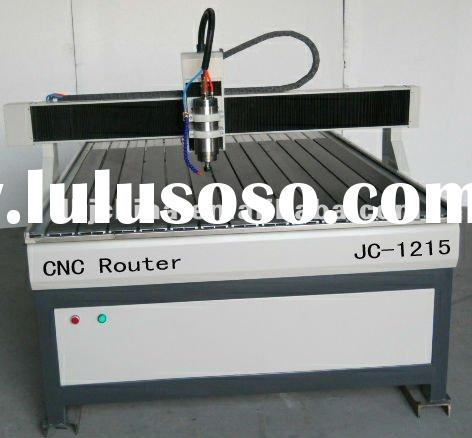 homemade cnc router for advertising JC-1215