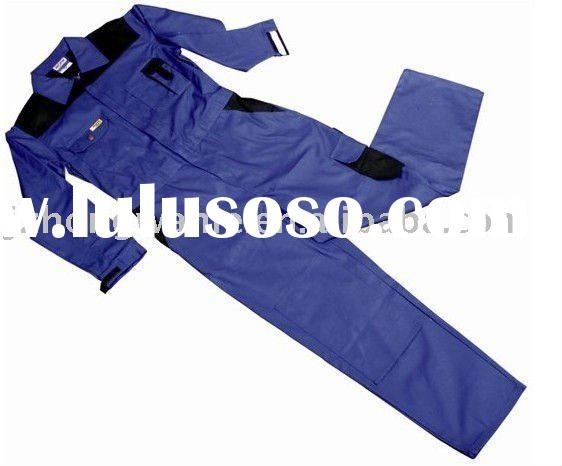 industrial coverall workwear & overall workwear & working uniform