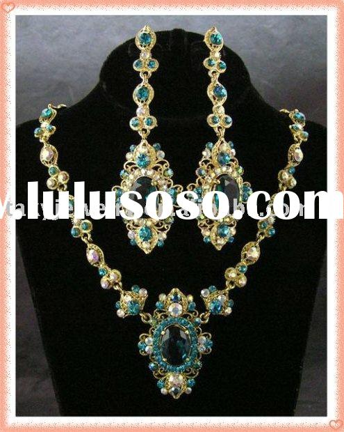 jewelry sets/bridal jewelry sets/wedding jewelry sets