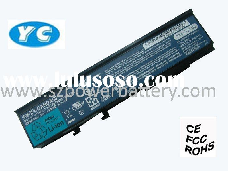 laptop battery for Acer Ferrari 1100
