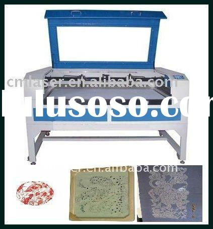 laser electrical templates engraving machine / laser engraving for acrylic leather / laser engraver