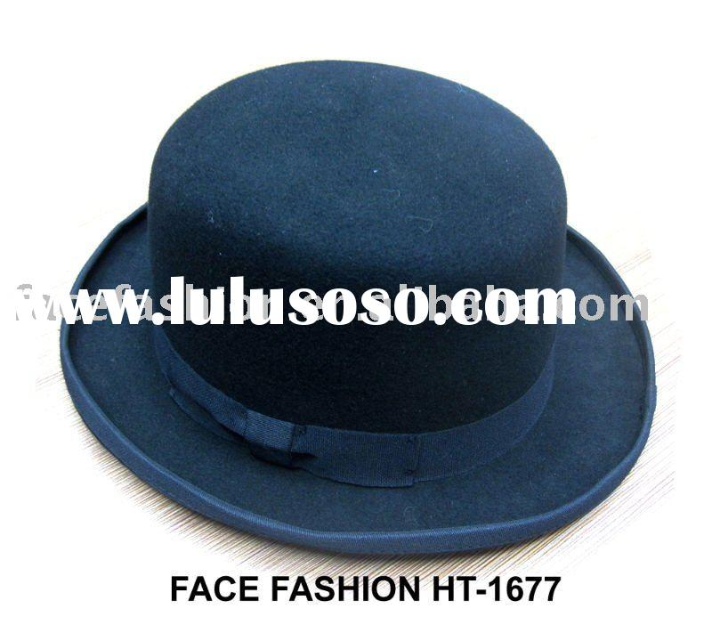 men's wool felt hat