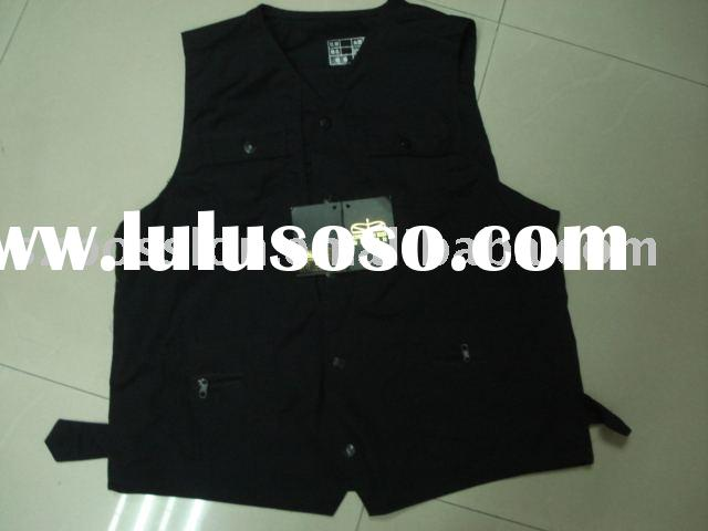 military vest,fashion vest,men's vest