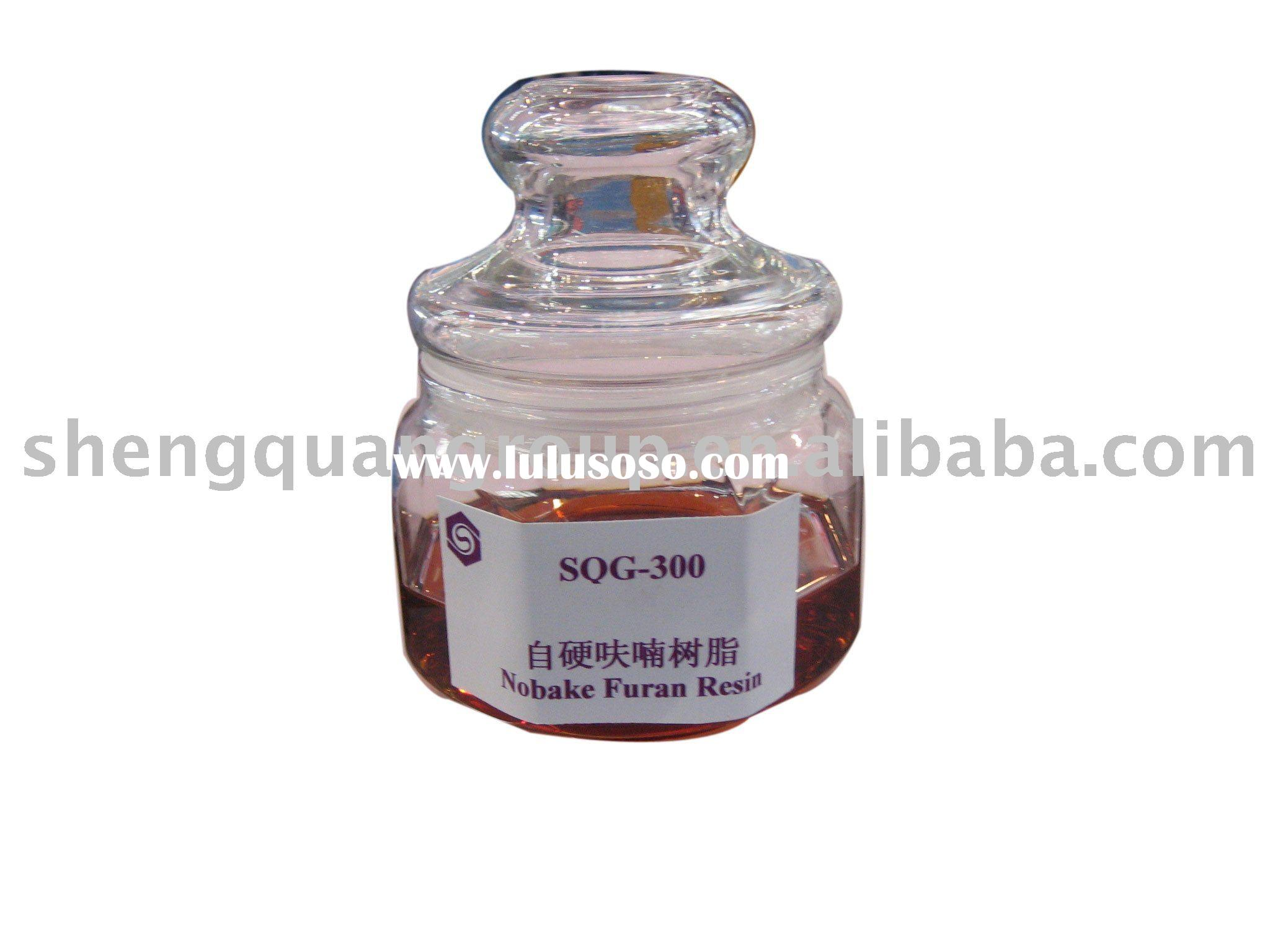 no bake furan resin
