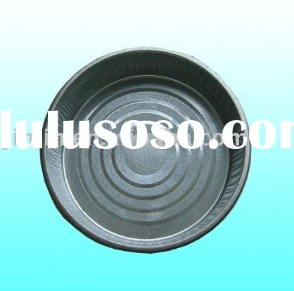 oil drain pan: 3-1/2 gallon