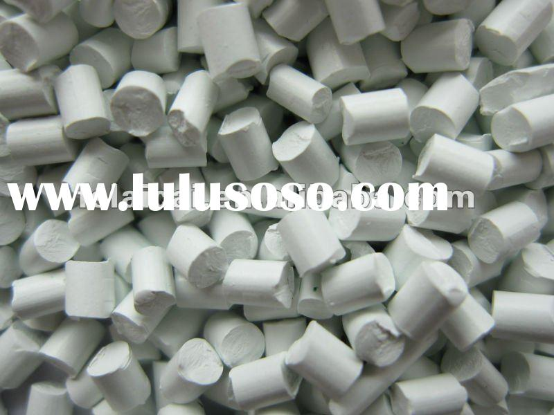 plastic Rutile TiO2 white masterbatch for T-shirt shopping bags