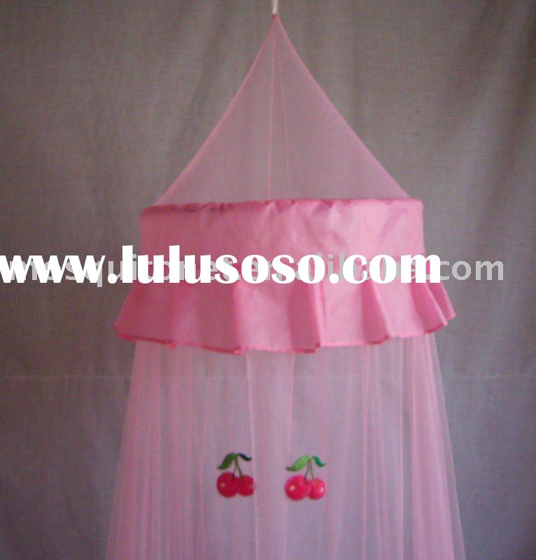 Kids Furniture: Fairy Princess Childrens Bed Canopy