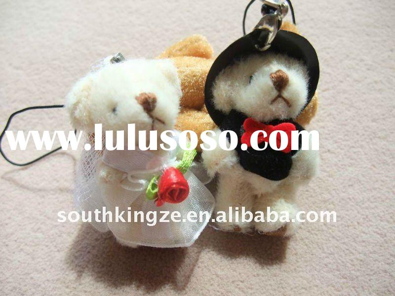 the bears in wedding dress as favor wedding door gifts for souvenir
