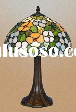 12 inch tiffany lamp,stained glass table lamp,artistic decor