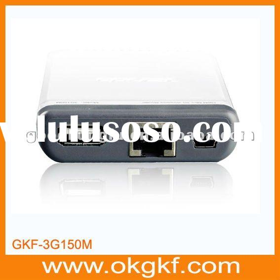 150M 3G Wireless Wifi Router ,with Lan port ,and supported Modem