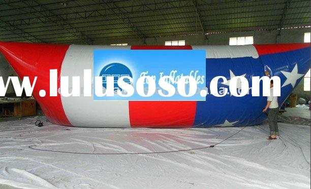 2011 HOT inflatable water blob, water blast bag, water park
