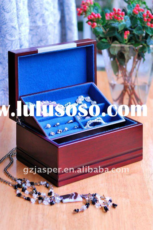 2011 Hot&New Wooden Jewellery Box